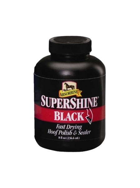 SuperShine Black Absorbine.