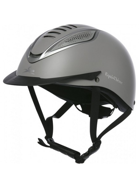 Kask EquiTheme Chrome.
